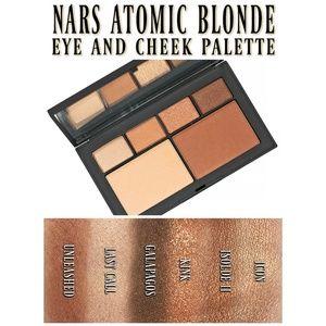Nars - Atomic Blonde Eye and Cheek Palette